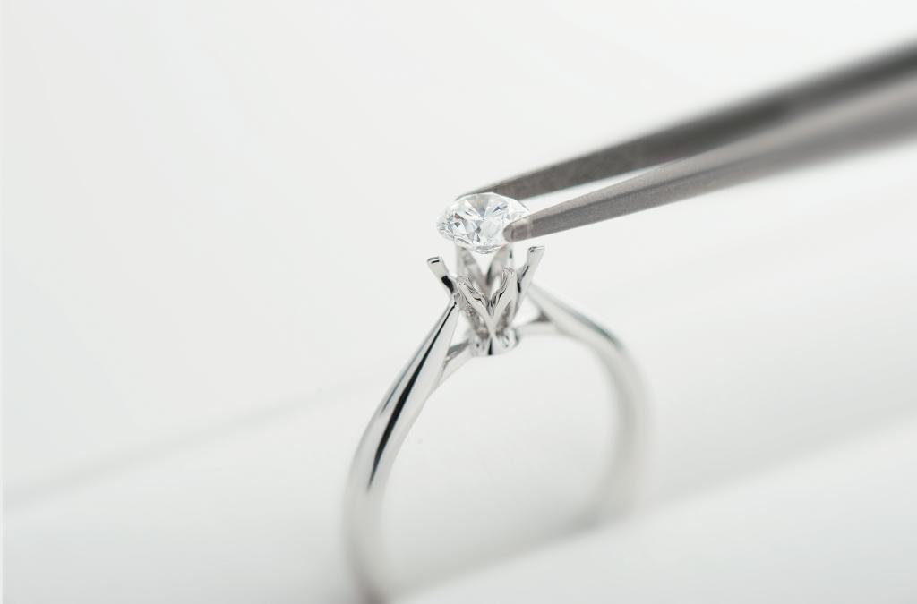 鑽石顏色等級