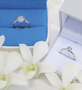 """用來求婚的戒指""""微笑求婚戒指"""""""