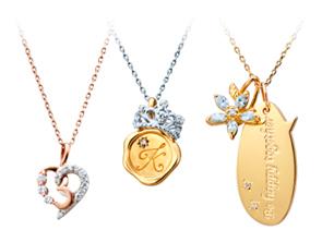 可以將心意好好地傳遞給女士「Love Letter Jewelry」
