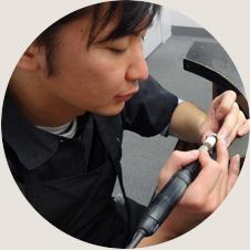 讓加工師·原暢所敬佩的GINZA DIAMOND SHIRAISHI的專業是什麽?
