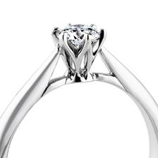 作為在日本的訂婚戒指的最高傑作,想推薦給所有顧客的絕品