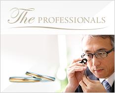 The PROFESSIONALS 在此介紹讓SHIRAISHI引以為傲的五位專業人員。