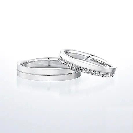 Eternal Flow結婚對戒