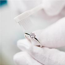 GINZA DIAMOND SHIRAISHI 永久保證服務