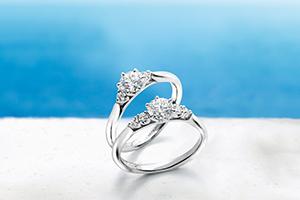 定番だけじゃない婚約指輪のデザインイメージ